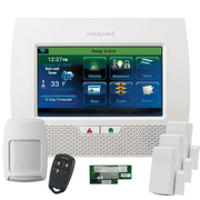 Honeywell Home LYNX Touch L7000 WiFi Wireless Security System Kit