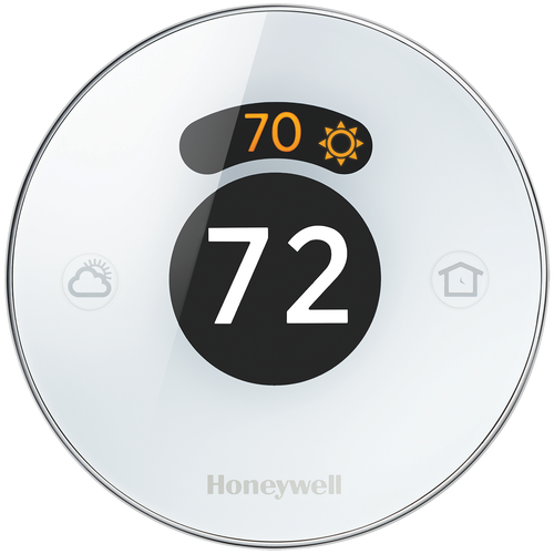 QC-TH8732WFH - Honeywell Lyric HomeKit Smart Thermostat (for Lyric Controller)