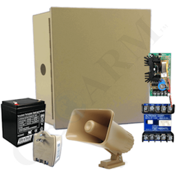 SIRENKIT-OD - Resideo Honeywell Home Outdoor Alarm Siren (for LYNX Touch Series Control Panels)