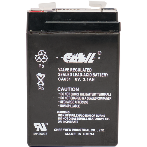 K14139 - Honeywell AlarmNet Cellular Communicator Battery (for VISTA Control Panels)