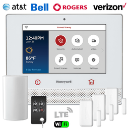 Honeywell Lyric Dual-Path Wireless Security Systems
