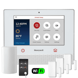 Honeywell Lyric WiFi Wireless Security Systems