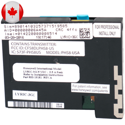 LYRICLTE-C - Resideo Honeywell Home Cellular Bell Canada LTE Alarm Communicator (for Lyric Controller LCP500-LC)