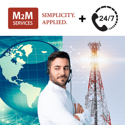 M2M PRO Basic Non-Interactive Dual-Path Business Security