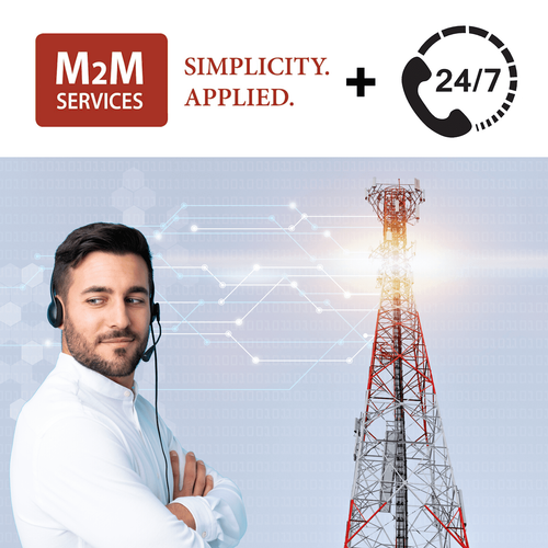 M2M PRO Basic Non-Interactive Cellular Business Security