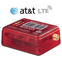 MN02-LTE-M - M2M Universal Cellular AT&T LTE Alarm Communicator (Compatible with Most Burglary Intrusion Panels)