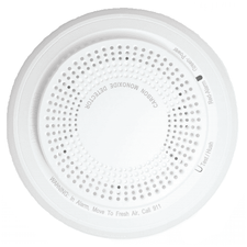 PROSIXCO - Resideo Honeywell Home Wireless Carbon Monoxide Detector (for ProSeries Control Panel PROA7PLUS)
