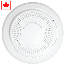 PROSIXCOCN - Resideo Honeywell Home Wireless Carbon Monoxide Detector (for ProSeries Control Panel PROA7PLUSCN Canada)