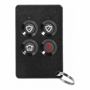 PROSiXFOB - Resideo Honeywell Home 4-Button Remote Alarm Keyfob (for ProSeries Control Panels)