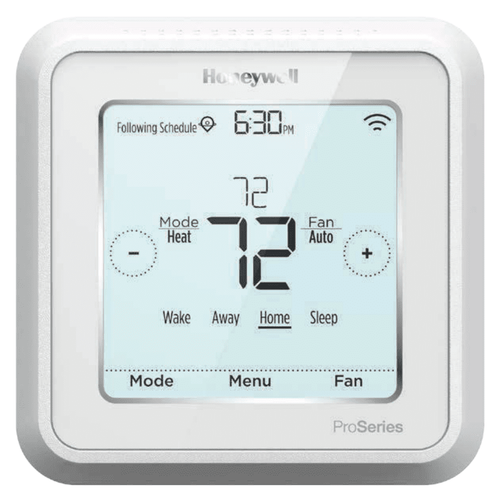 QC-TH6220WF2 - Honeywell Lyric Pro Trade Smart Thermostat (Up to 2 Heat/1 Cool Heat Pump)
