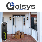 Qolsys Standalone Video Doorbell Monitoring Services