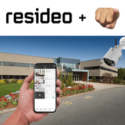 Resideo Commercial Business Video Surveillance Services