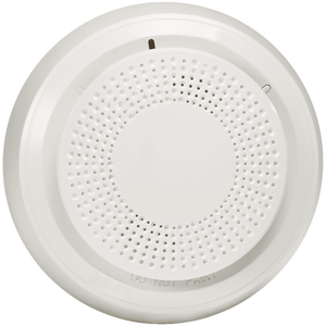 SiXCOMBO - Honeywell Wireless Smoke and Carbon Monoxide Detector (for Lyric Controller)