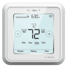 TH6320ZW2003 - Resideo Honeywell Home T6 Pro Series Z-Wave Thermostat Control (for LYNX and VISTA-Series Control Panels)