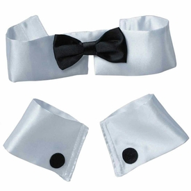 Forum Novelty Stripper Set White-One-size - click to enlarge