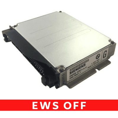 BMW 528 E39 ECU DME Siemens MS41 1 EWS Off - Specialized ECU