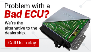Specialized ECU Repair, Replacement, & Testing - Restore or