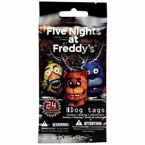 5 Nights at Freddy's - Dog Tag