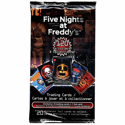 5 Nights at Freddy's - Trading Cards