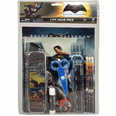 Batman vs. Superman - School Value Pack
