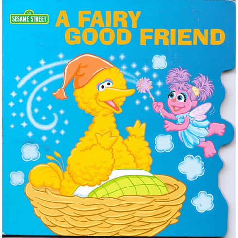 Book - A Fairy Good Friend