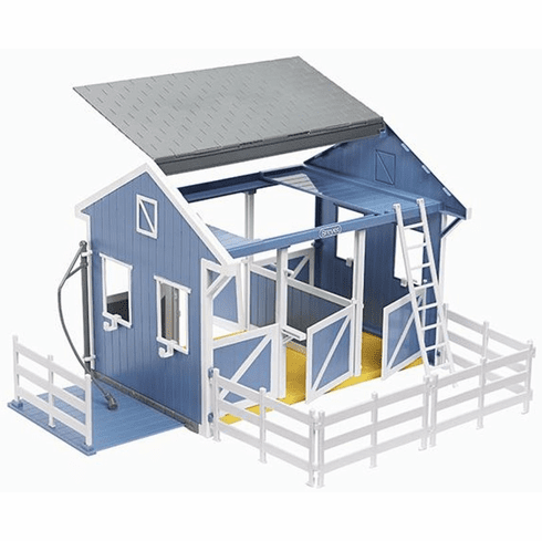 Breyer - Freedom Series Country Stable with Wash Stall - 1:12 Scale