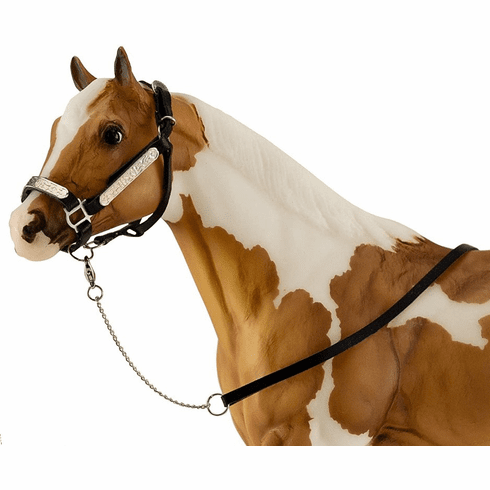Breyer - Western Stock Show Halter - Traditional Series 1:9 Scale