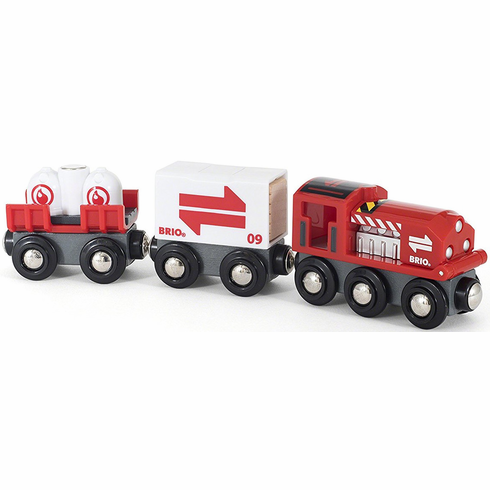 BRIO Railway - Cargo Train