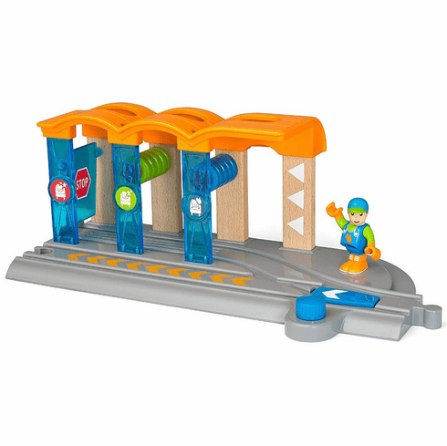 BRIO Railway - Smart Washing Station