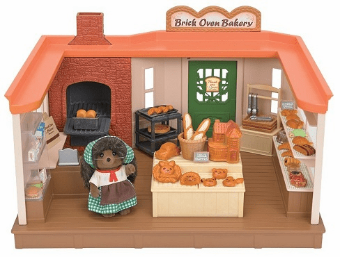Calico Critters - Brick Oven Bakery