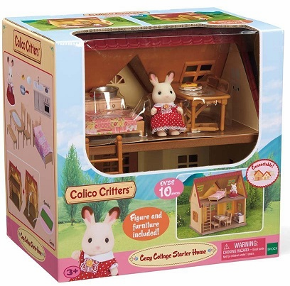 Calico Critters - Cozy Cottage Starter Home