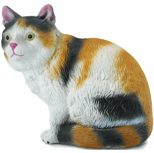 CollectA - Calico House Cat - Sitting