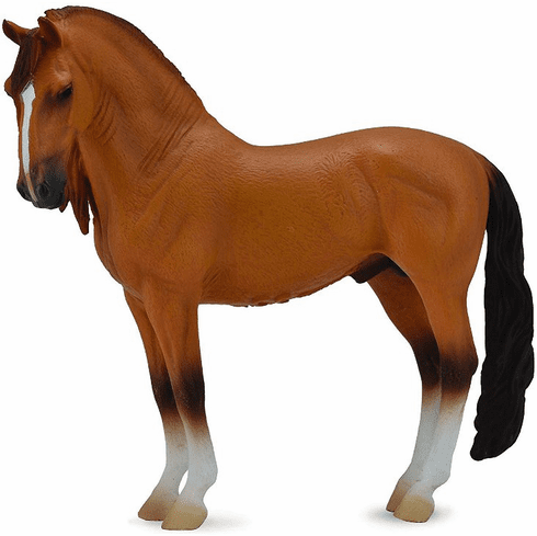 CollectA - Campolina Stallion - Red Dun