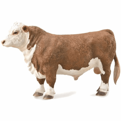 CollectA - Hereford Bull - Polled