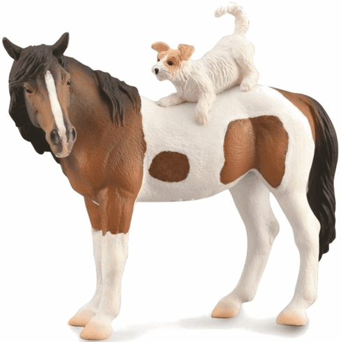 CollectA - Mare & Terrier