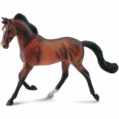 CollectA - Thoroughbred Mare - Bay