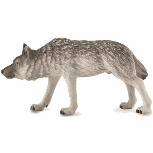 CollectA - Timber Wolf - Hunting
