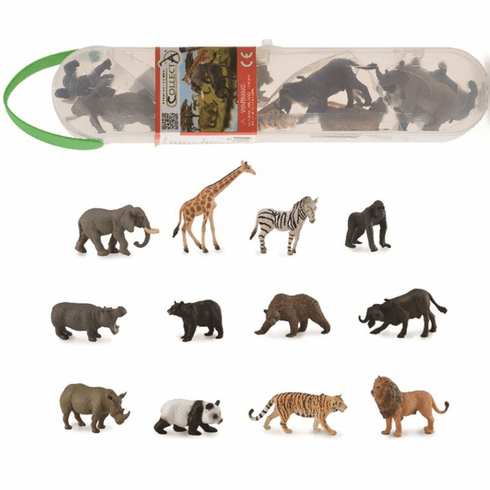 CollectA - Wild Animal Mini Box Set