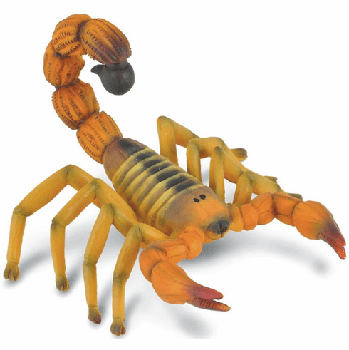 CollectA - Yellow Fat-Tailed Scorpion