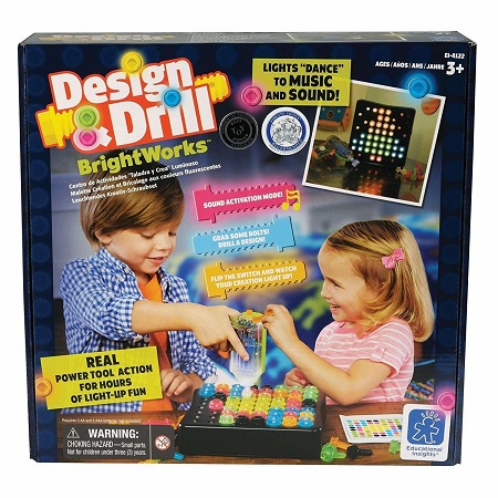 Design and Drill - Brightworks with Drill