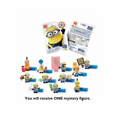 Dispicable Me - Mystery Figure - Mega Blocks - Series 5
