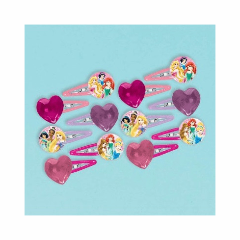 HAIR CLIPS PRINCESS-SPARKLE