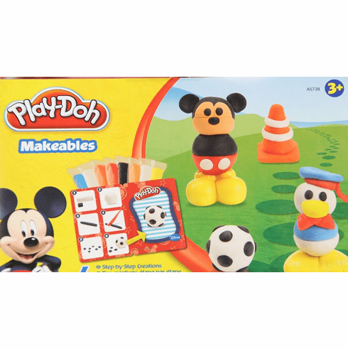 Playdoh -  Mickey Mouse Clubhouse Set