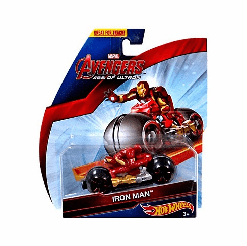 Hot Wheels - Iron Man Cycle