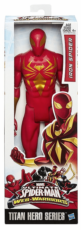 Iron Spider Figure - 12 inch - Articulated
