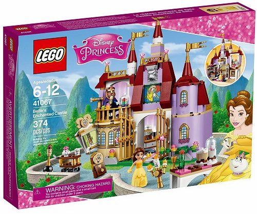 Lego - Belle's Enchanted Castle