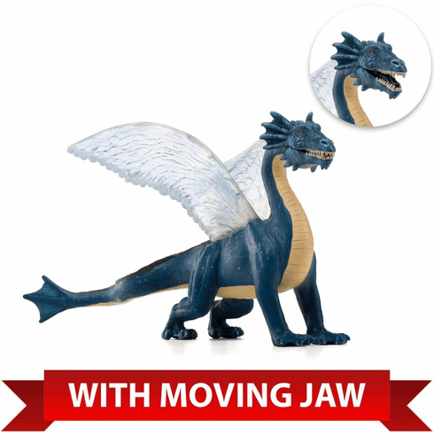 Mojo - Fantasy - Sea Dragon with Articulated Jaw
