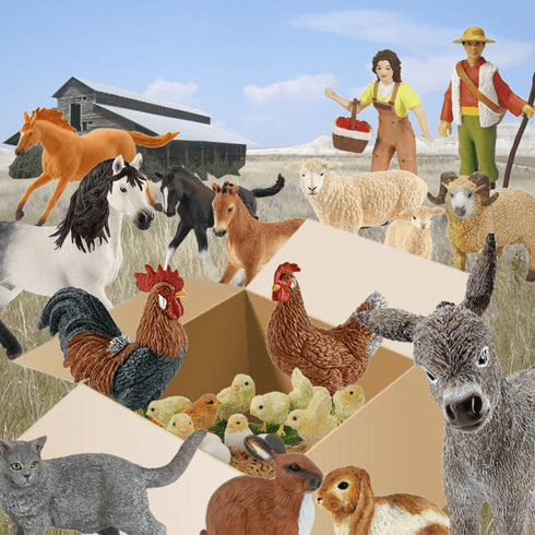 Every Other Month Farm & Horse Subscription Box - Only $24.99 / box