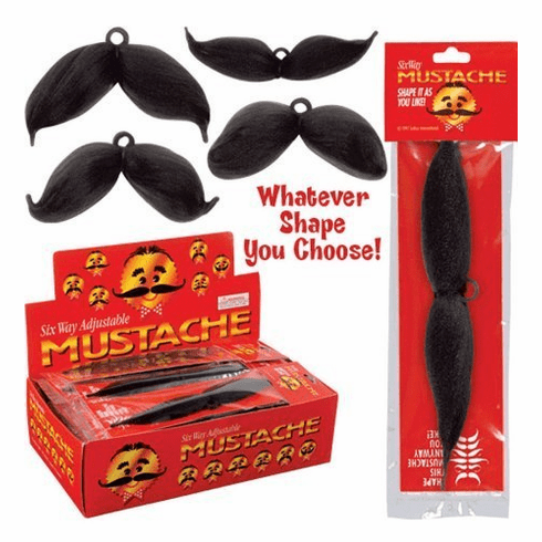 Mustache - Shape it as you Want