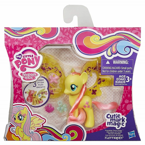 My Little Pony - Fluttershy - Friendship Charm Wings